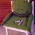 Чехол-подушка для стула