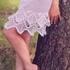 Ажурная юбка крючком