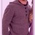 Джемпер с капюшоном