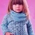 Детский пуловер и шарфик