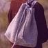Рюкзак для мужчины спицами