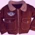 Детская куртка крючком