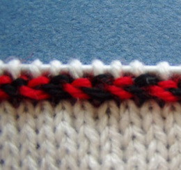 Вязание резинки спицами чтобы не стягивало