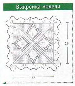 Выкройки квадратных подушек своими