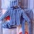 Детский комплект для мальчика 6-12 месяцев