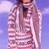 Зимний свитер спицами