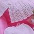 Платье и трусики крючком