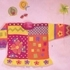 Разноцветный детский пуловер