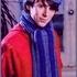 Берет и шарф крючком для мужчины