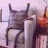 Креативная подушка на диван