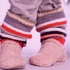Носки в полоску